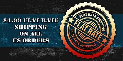 Flate Rate Shipping