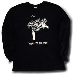 Eye For An Eye - Long Sleeve