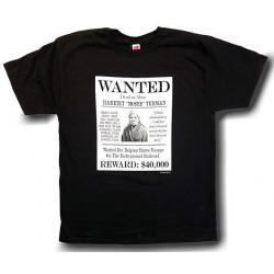 Harriet Tubman - Wanted