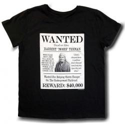 "Harriet Tubman - Wanted ""Ladies Style"""