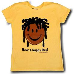 "Have A Nappy Day - ""Ladies Style"""