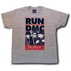 Run DMC - Vintage Tour